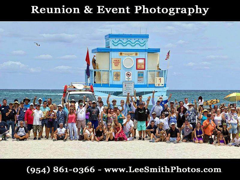 Broward Reunion and Event photogray