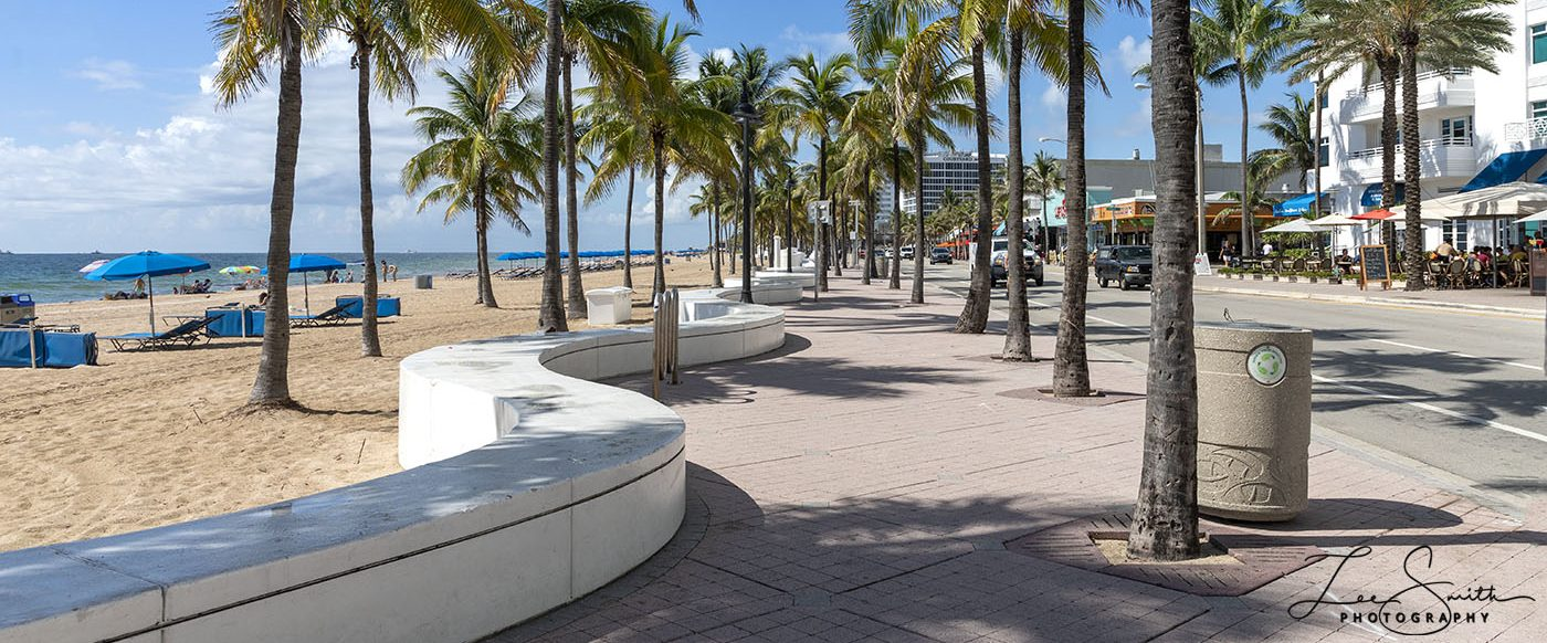 Weclome to the Broward-Directory - A view of Ft Lauderdale along A1A